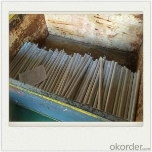 Extrusion AM50 Rod Magnesium Alloy Anodes Mg Alloy Extrusion for Water Heater