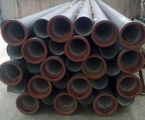 Ductile Iron Pipe of China Comply with EN545
