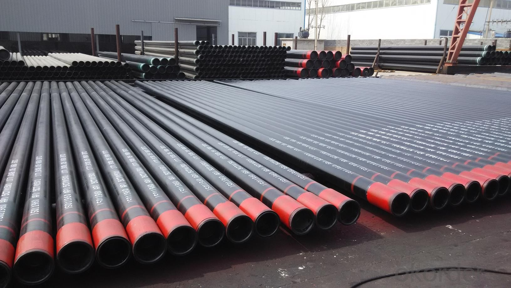API Standard Oil and Gas Well Casing Tube 5CT