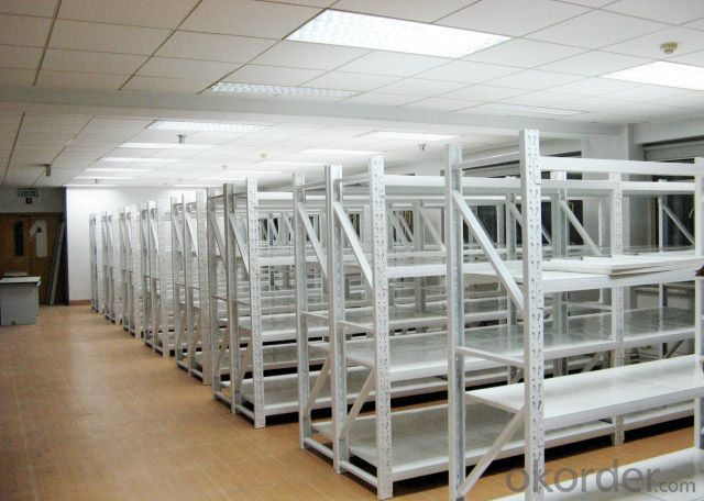 Buy Light Duty Type Pallet Racking Systems For Warehouse