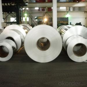 Tinplate with good quality and competitive price
