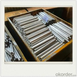Extrusion AZ91D Magnesium Alloy Anodes Mg Alloy Extrusion for Water Heater