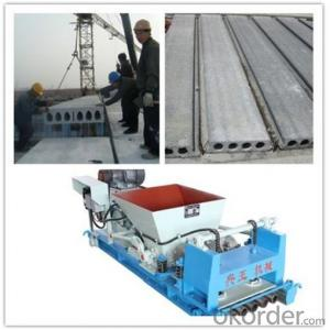 Precast Concrete Small Hollow Core Slab Extruder