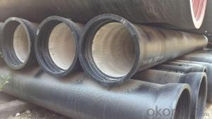 Ductile Iron Pipe of China Class BS EN598