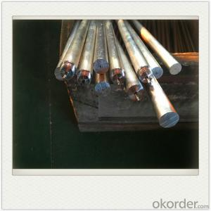 Extrusion AM60 Rod Magnesium Alloy Anodes Mg Alloy Extrusion for Water Heater