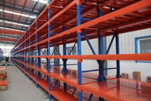 Heavy Type Pallet Racking System for Warehouse