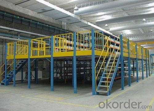 Steel Platform of Warehouse Storage Usage
