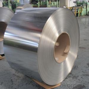 Electric Tinplate coil and sheet for cans making