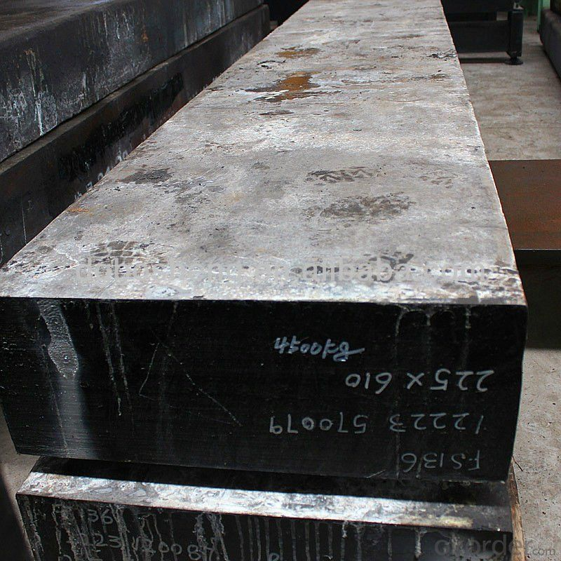 Prime square alloy steel billet 115mm Q235