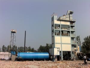 Asphalt Mixing Plant LB500/LB800/LB1000/LB1500/LB2000