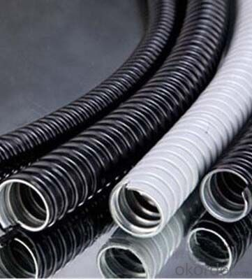 Plastic coated cable explosion proof flexible conduit
