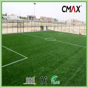 C Shape Bi Color football grass-CGS015TS