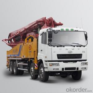 CAMC  Pump  Truck   Car series  Hanma H6