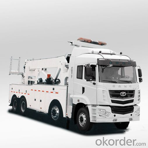 CAMC    Wrecker   Car  series  Hanma  H6