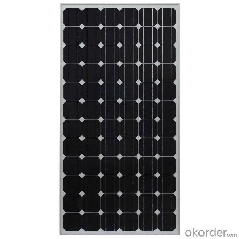200W Mono Solar Panel Grade A Made in China