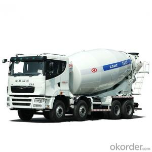 CAMC    Mixer    Car  series   Hanma  H6