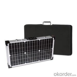 60W Mono Solar Panel for Sale From China