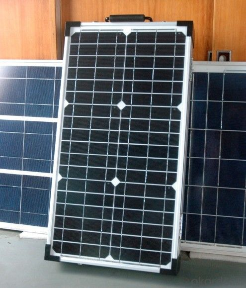 Folding Solar Panel 3*30W for Camping on Sale