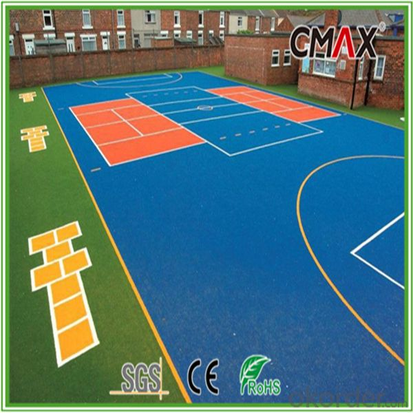 Rainbow Colors Multifunction Grass for school
