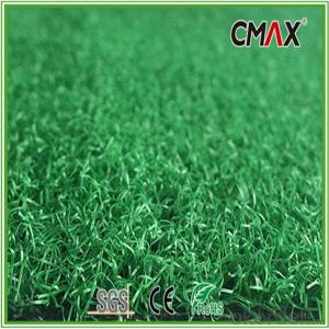 Dark Green Golf Grass with 15mm Height with comfortable touch