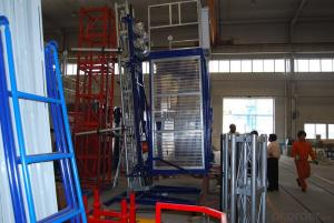Building Lifting Hoist Made In China CNBM CMAX