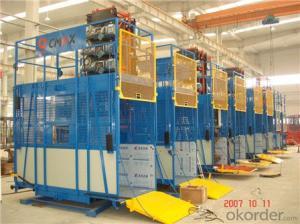 CMAX Brand Building Hoist SC310/310