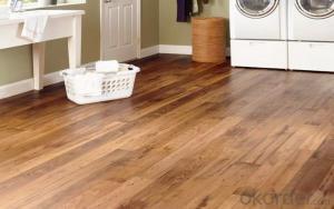 Anti-slip Fire Resistance Commercial Click Lock Vinyl Plank Flooring