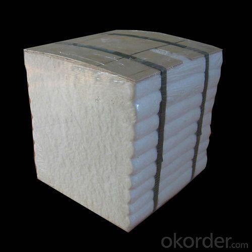 Insulation materials Ceramic Fiber Module/Uni-Felt