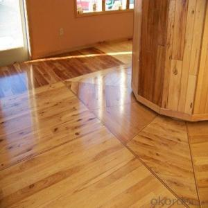 PVC Vinyl Floor Wood Surface Vinyl Plank Flooring in Wood Design