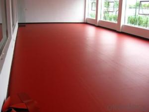 Basketball Court Sports Vinyl Flooring for Sports