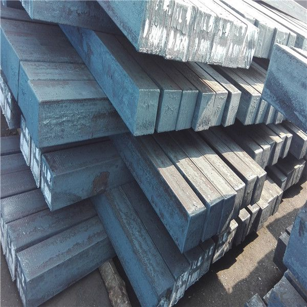 Steel billet for rebar steel material from china