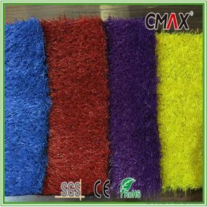 Non Filling Best Kindergarden Decoration Artificial Grass 25mm
