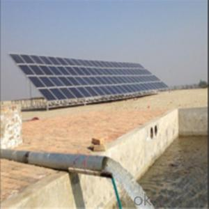 Solar Powered Water Pump System For Irrigation With Low Price