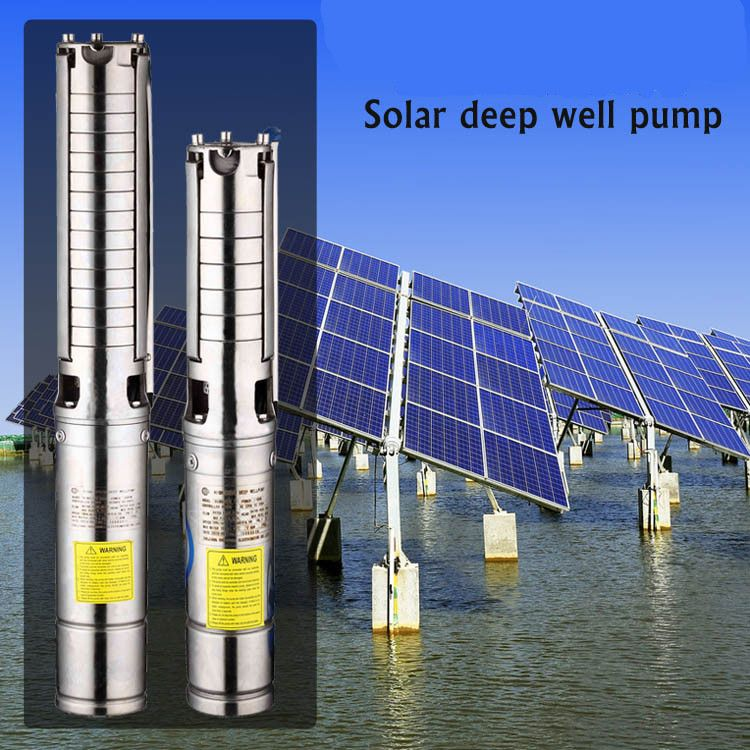 Solar Water Heater Panels Solar Powered Submersible Pumps