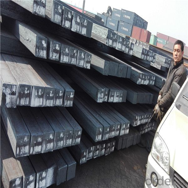Mild steel billet price low but high quality