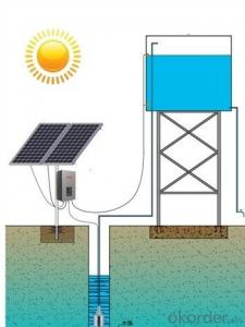 Solar Powered Water Pump System Solar Pool Pumps