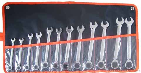 Reversible Ratchet Combination Wrench ANSI DIN Standard Hand Tools