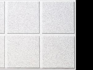Mineral Fiber Ceiling Acoustic Light Weight Suspended Ceiling