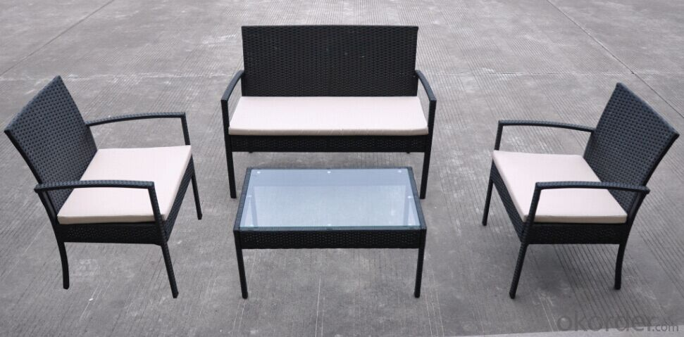 Steel Frame Living Room Sofas Sets BDSR-8178