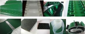 PVC/PU Conveyor Belt Used in Light Industry