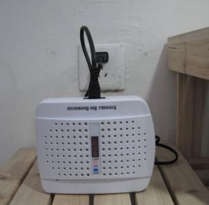Mini Dhumidifier ETD100 re-chargeable dehumidifier