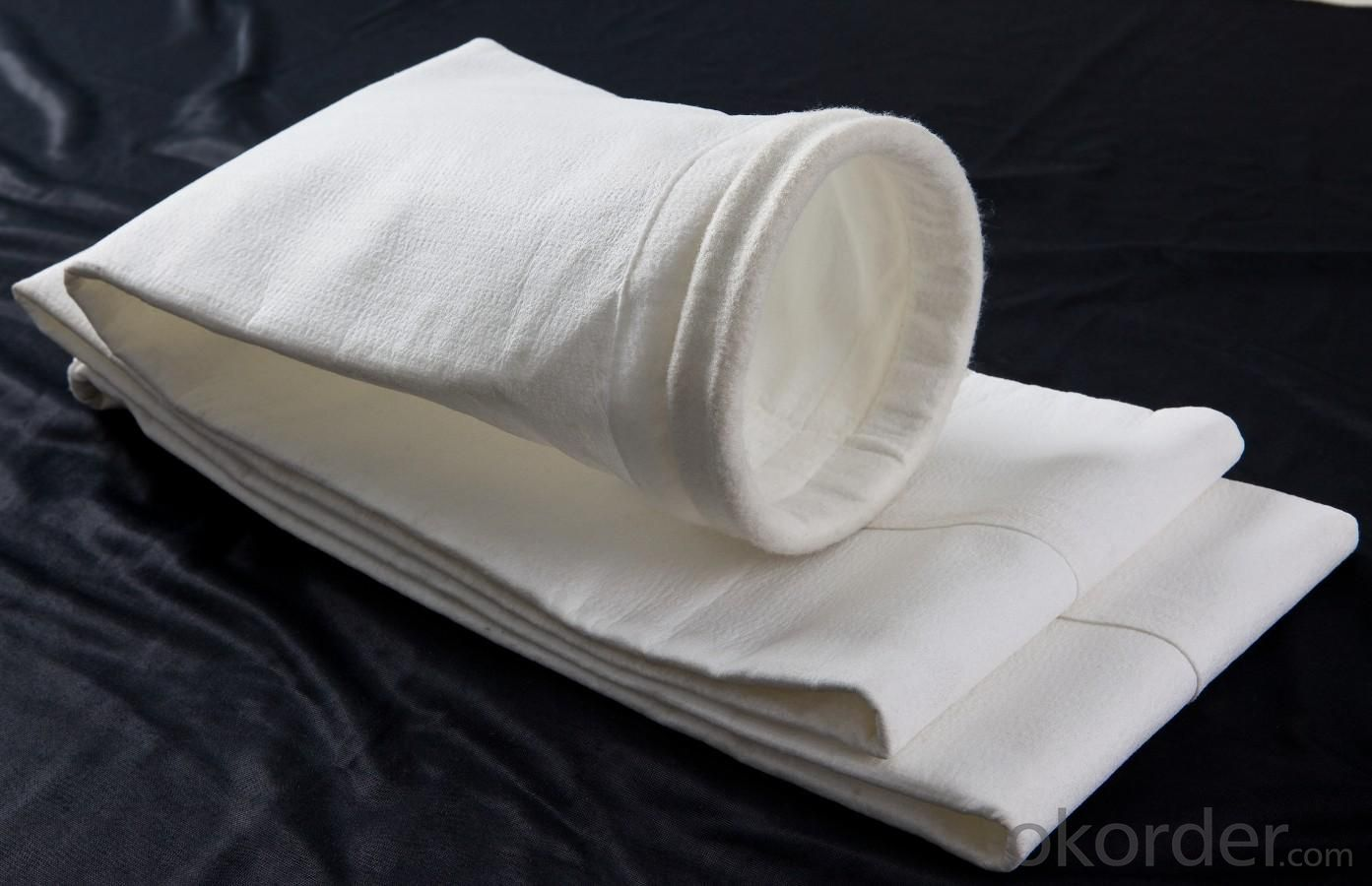 Industrial Nonwoven water proof Polyester Filter Fabric Filter Bag