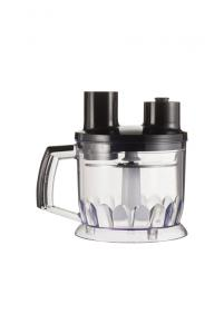 Rubber finishing with stainless steel housing blender DZ-802