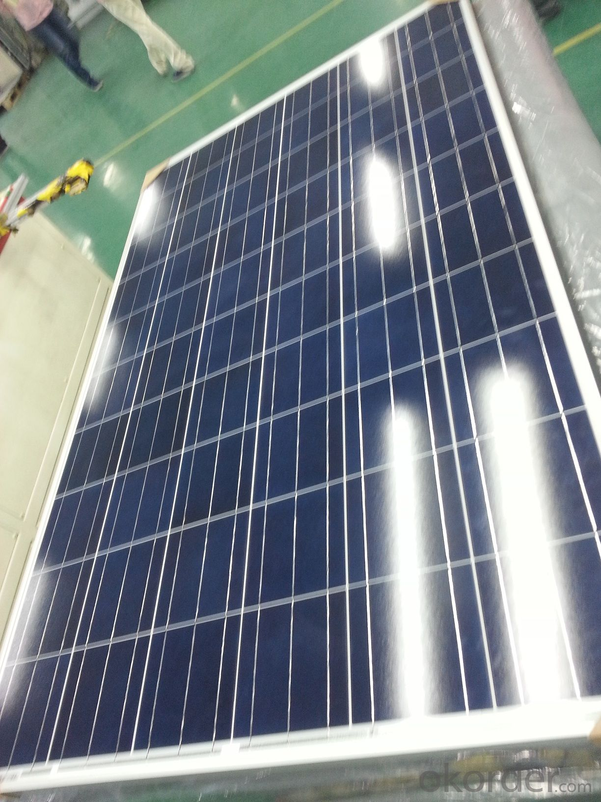 A Grade Quality Poly Solar Panel 250w CE TUV UL Approvied