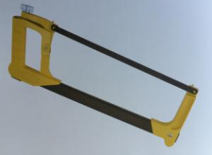Aluminum Alloy Square Saw Frame SJ-0135 Can Cut Steel, Wood, Plastic Stool Rod Type, Durable