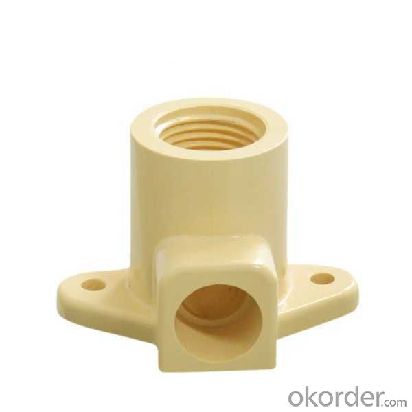 High   Quality   brass   elbow   with   ear
