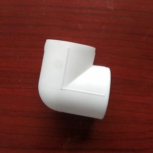 PPR 90 Degree Elbow Plastic Pipe Fittings for Civil Construction PE Pipes