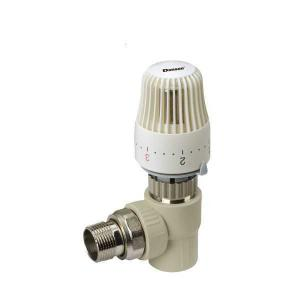 High  Quality PPR elbow stop valve with temperature control automatically