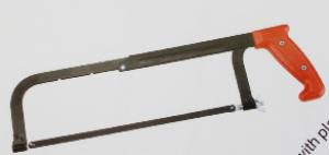 Adjustable Hacksaw Frame with Plastic Handle SJ-0128B