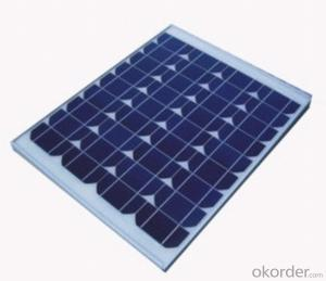 High Efficiency Poly Solar Panel 100w CE TUV UL Approvied